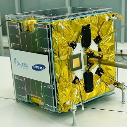 SatNOGS DB - 40071 - DX1